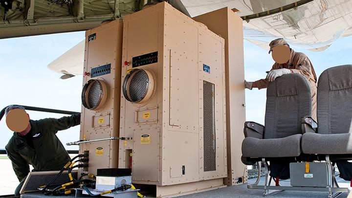 Aircraft Environmental Control Systems, Vertical ECU, Aerospace Application