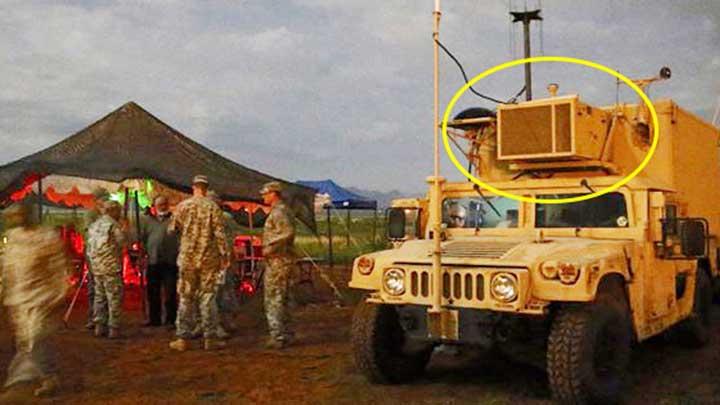 4120-01-491-4607---Distributive-Common-Ground-Station-Army---DCGS-A-HVAC-System