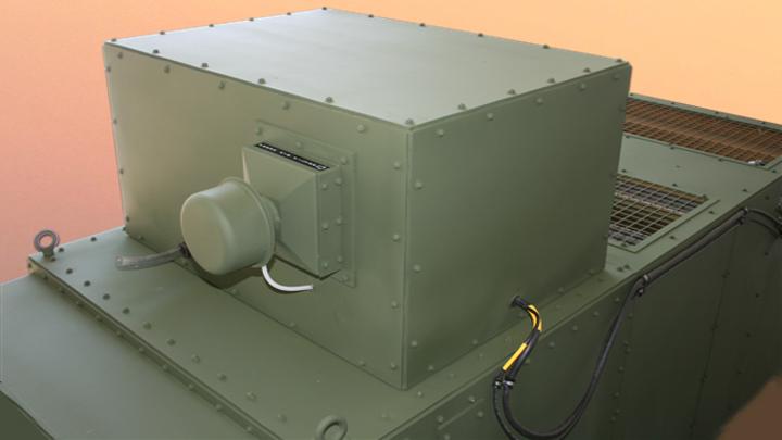 AC400-120--10-ton-ECU-with-Gas-Particulate-Filtration-Unit---GPFU