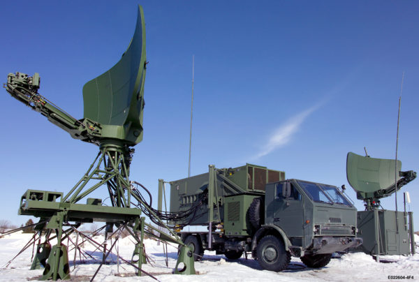 AN-TPS-79 3-D Tactical Surveillance Radar
