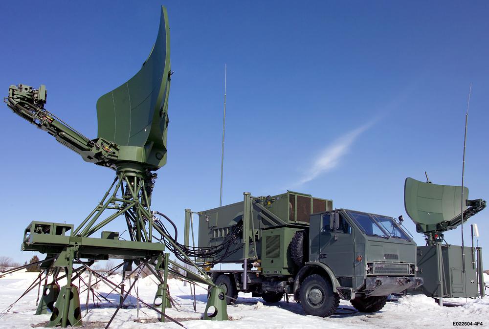 AN-TPS-79 3-D Tactical Surveillance Radar