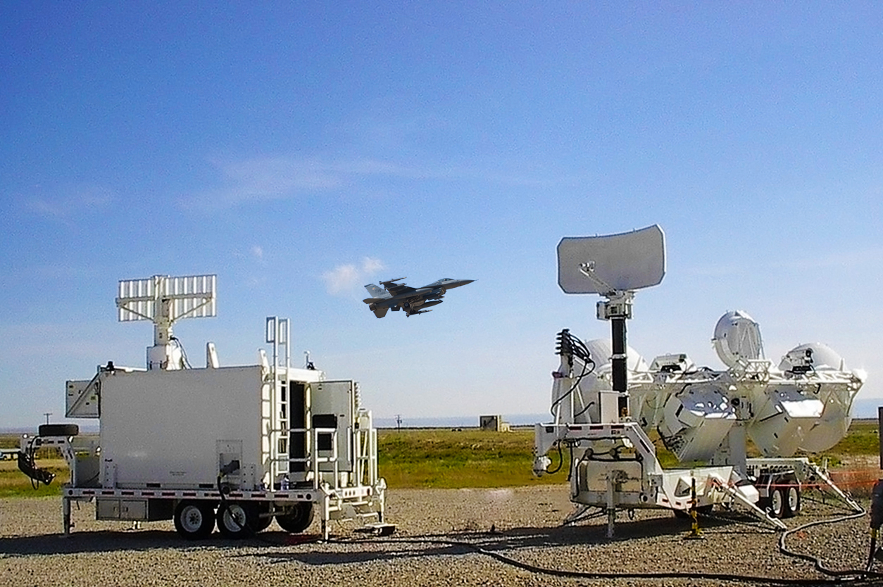 Joint Threat Emitter w F-16