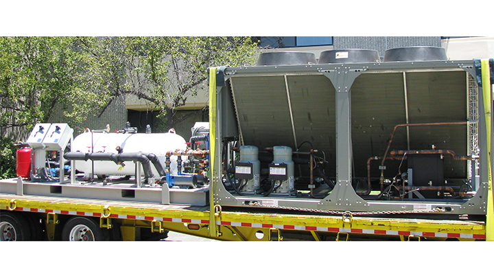 Fixed Chillers, Chiller, Chiller Unit, HVAC Chillers