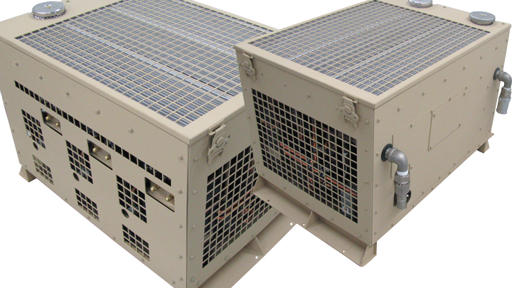 Chiller, 3 kilowatt chiller, High Energy Laser, Energy Laser